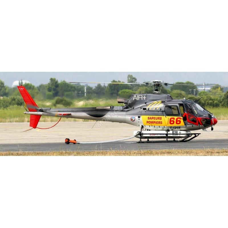 Hélicoptère AS 350 Ecureuil Pompier SDIS 66 (PRÉCOMMANDE*)