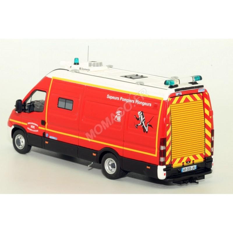 Iveco Daily Plongeur Pompier SDIS 36