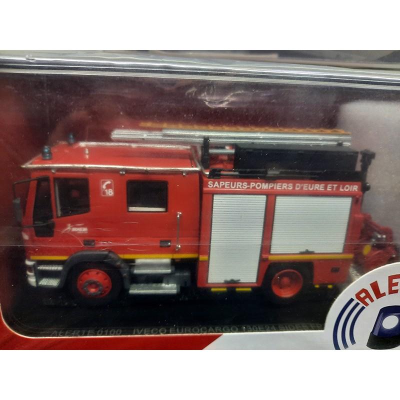 Iveco Eurocargo FPTMO Pompier SDIS 28