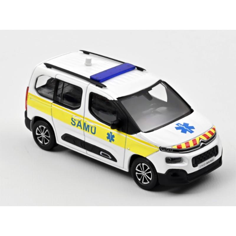 Citroën Berlingo SAMU