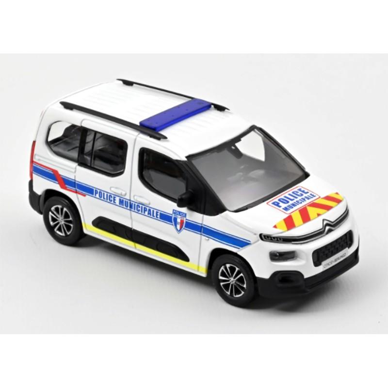 Citroën Berlingo Police municipale marquage jaune
