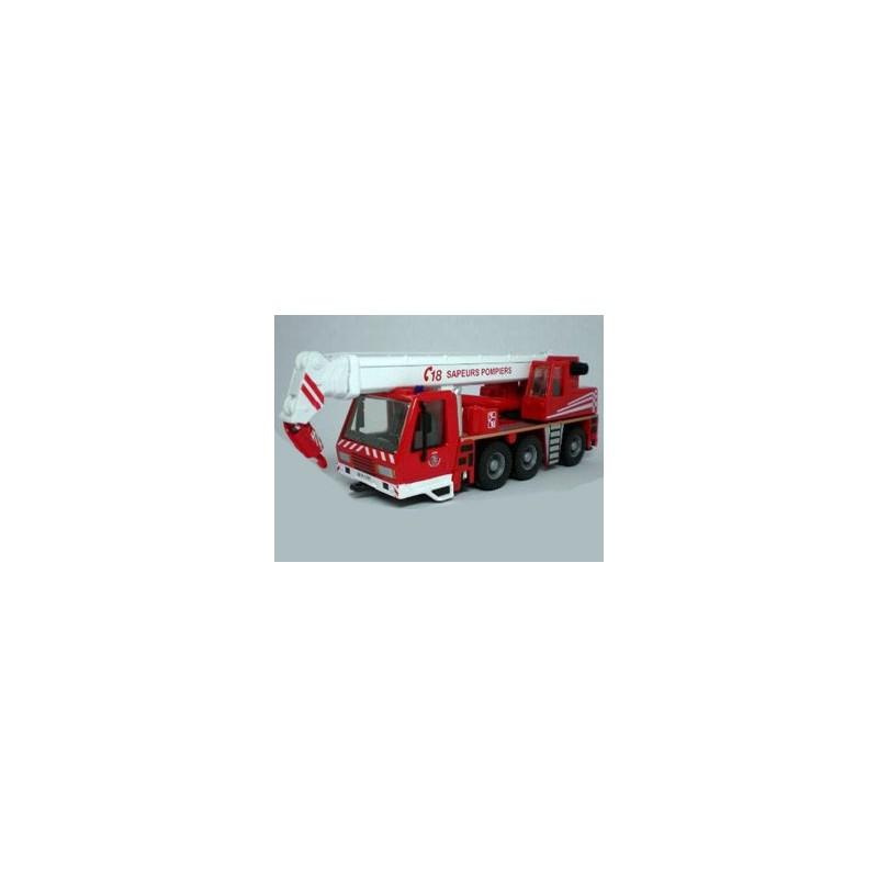 Grue routière Pompier SDIS 78