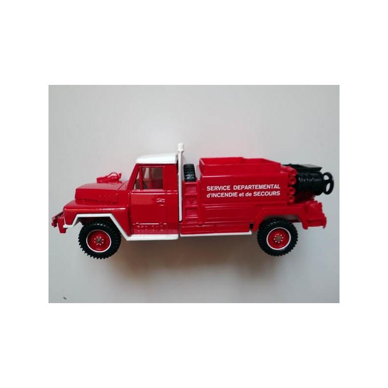 Acmat VLRA 4x4 CCF Pompier