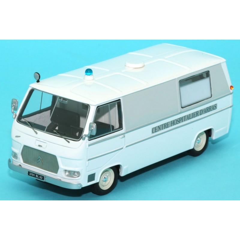 Citroën CH14 Currus Ambulance blanche