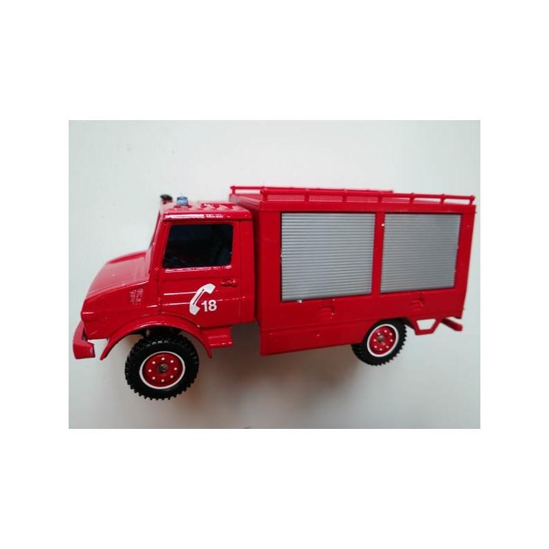 Mercedes Unimog Pompier