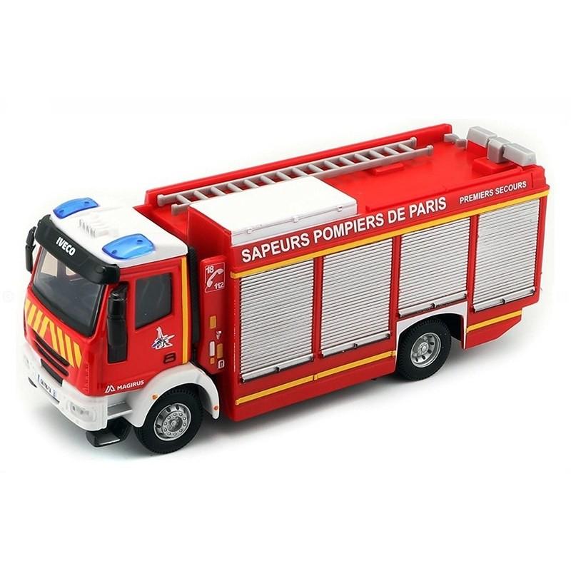 Iveco Magirus 150E28 PSE Pompiers de Paris