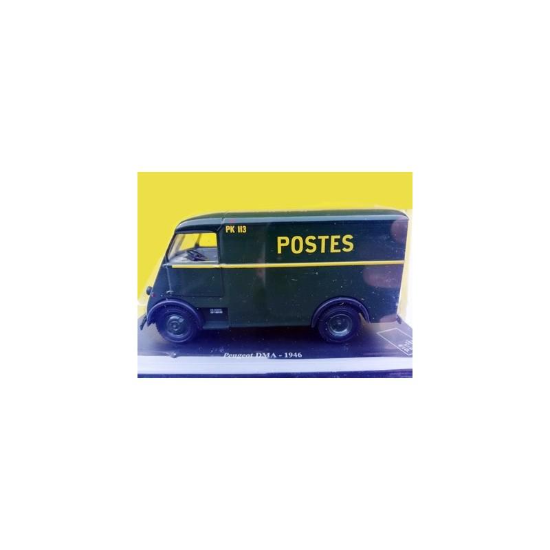 Peugeot DMA 1946 Postes