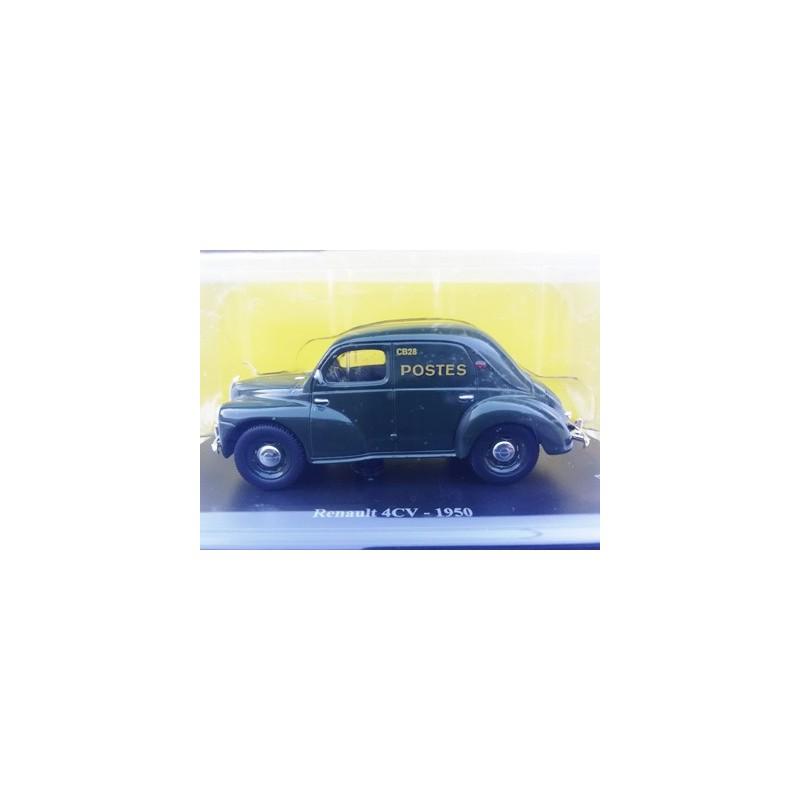 Renault 4CV commerciale 1950 Postes