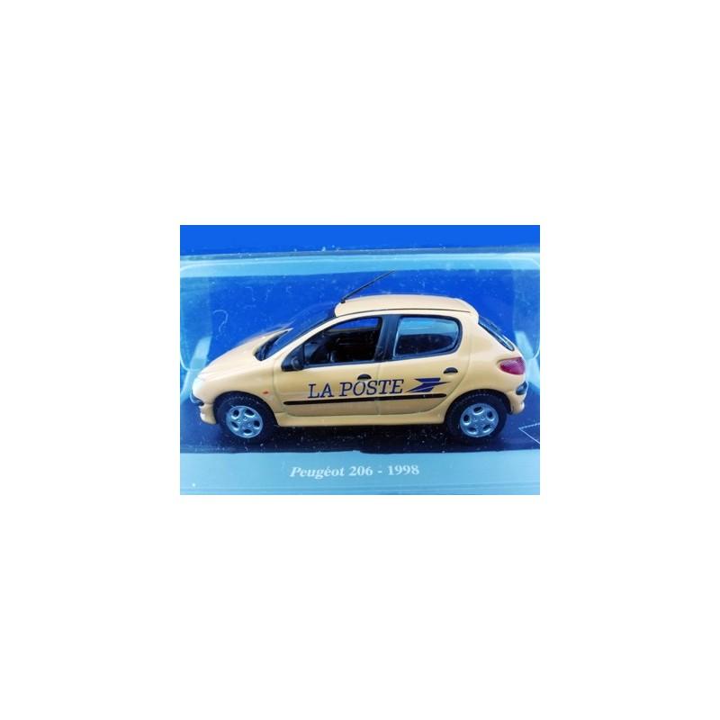 Peugeot 206 La Poste 1998