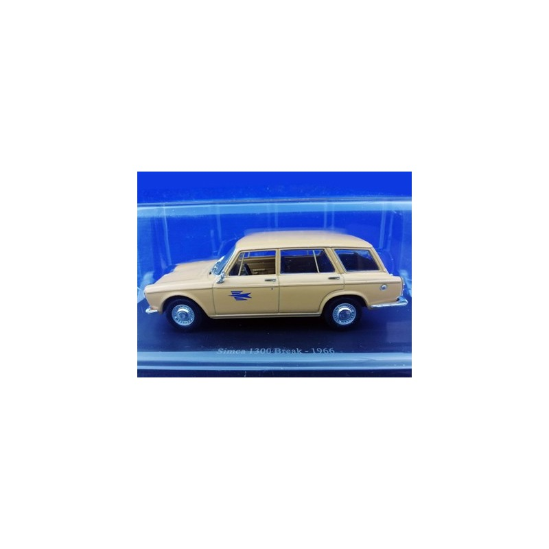 Simca 1300 break 1966 Postes