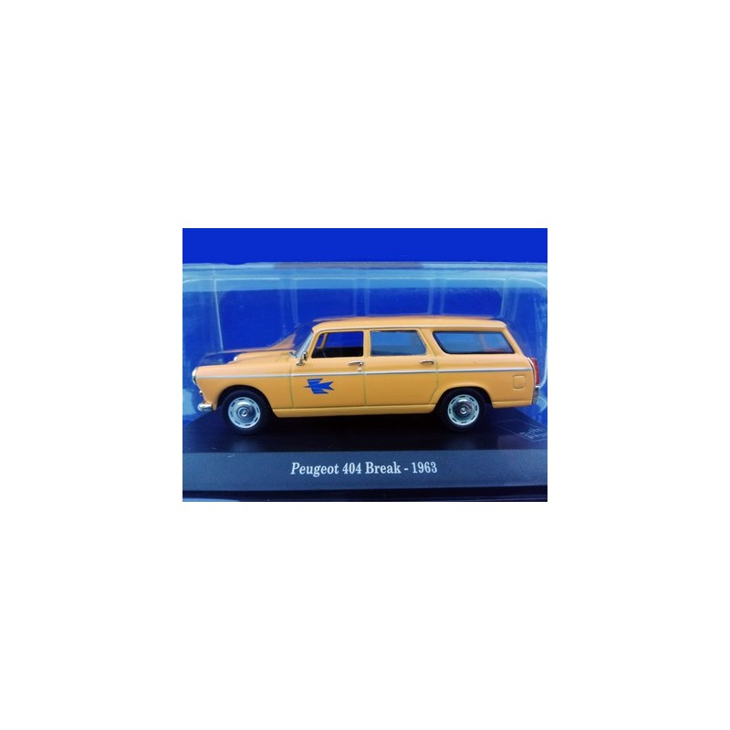 Peugeot 404 break Postes