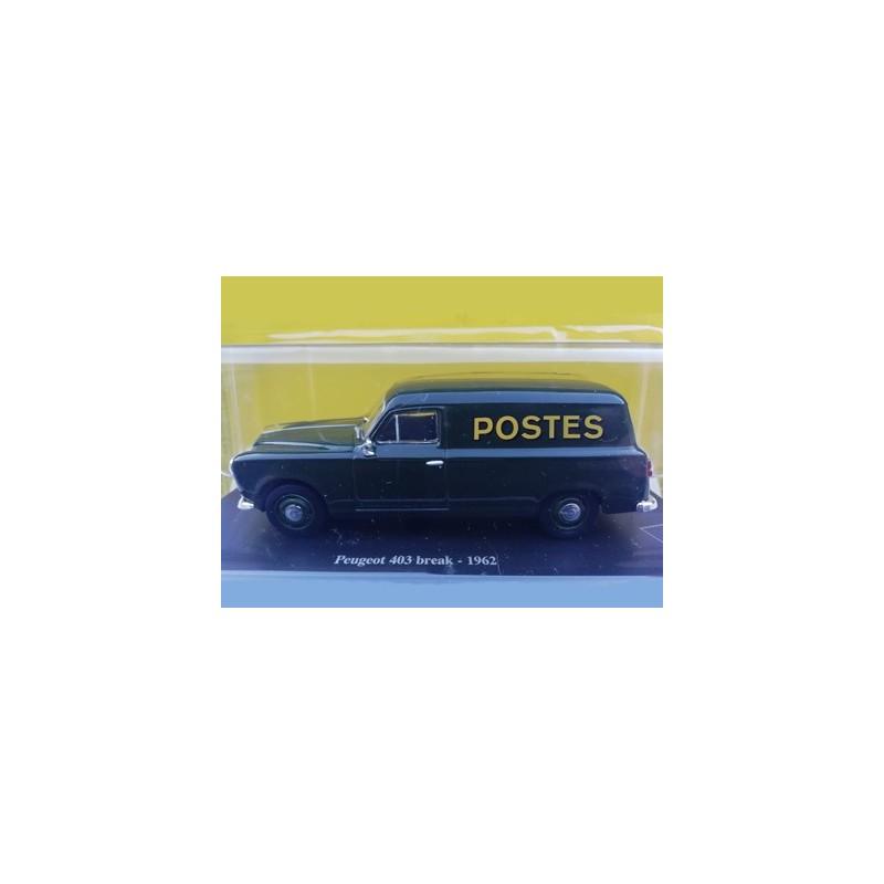 Peugeot 403 commerciale 1962