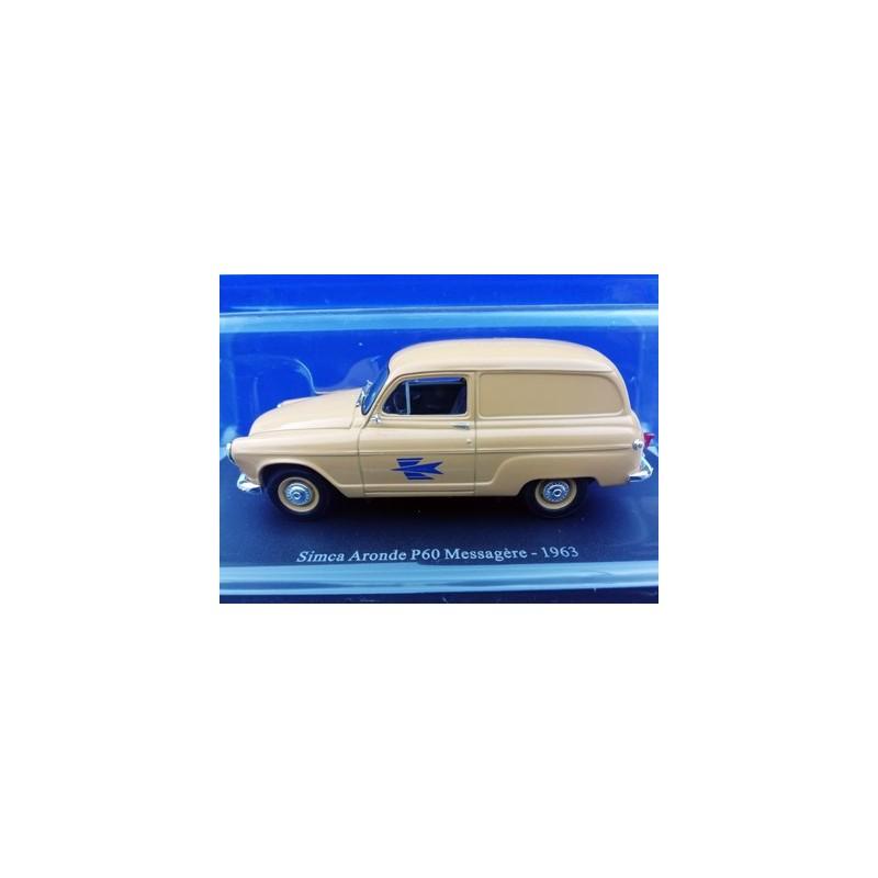 Simca Aronde Messagère 1963 Postes