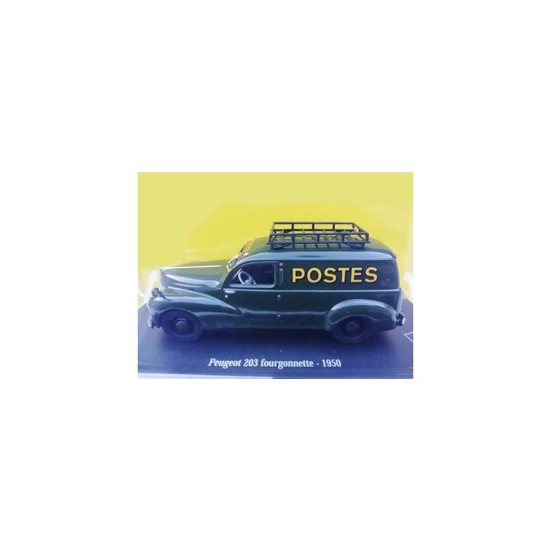Peugeot 203 commerciale Postes 1950
