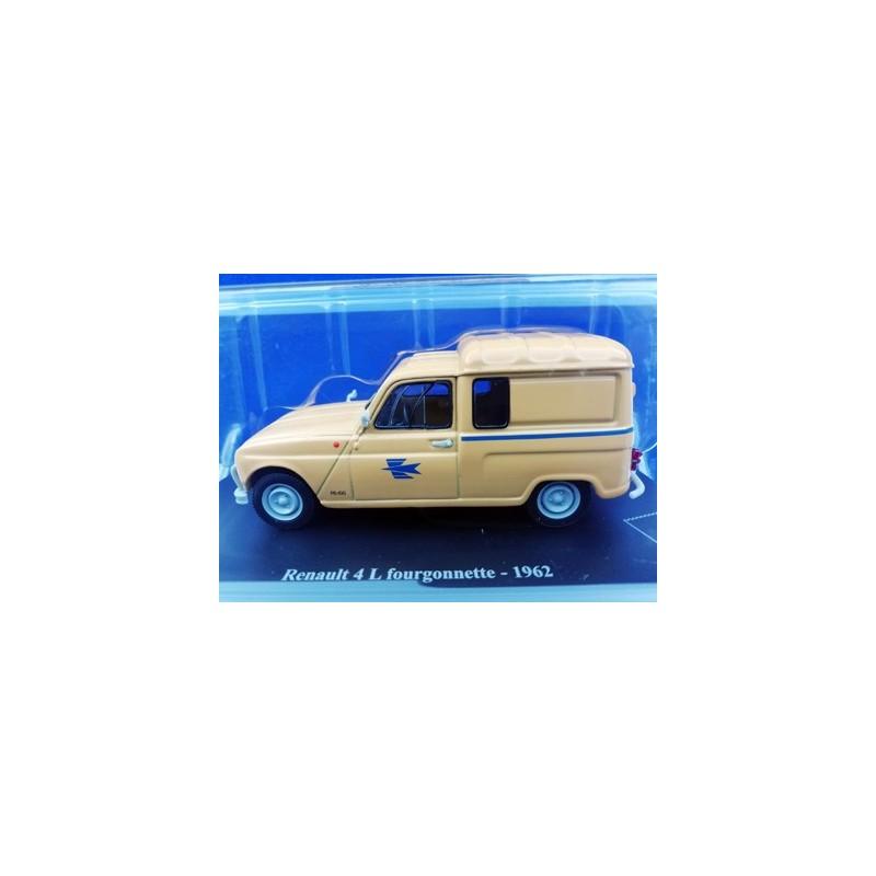 Renault 4 fourgonnette La Poste 1962