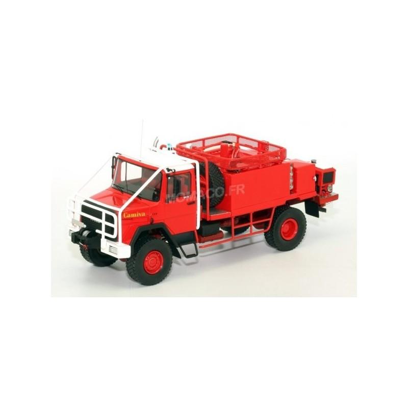 Iveco 150-16 4x4 Camiva CCF Pompier + décals SDIS 28 et 76