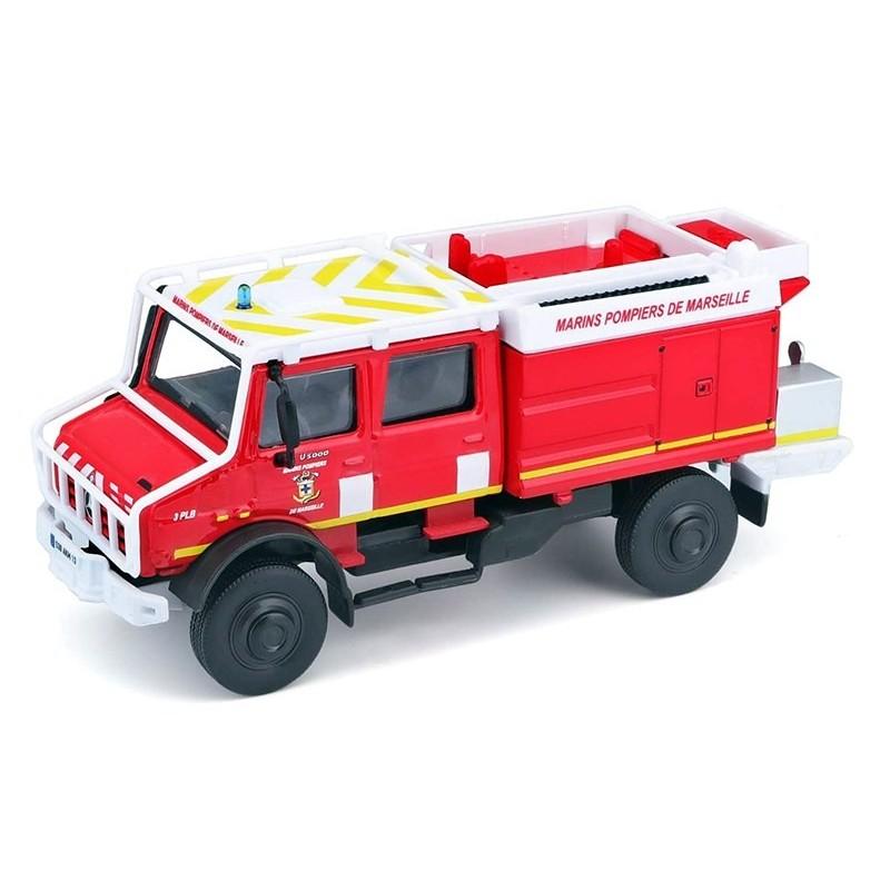 Mercedes U5000 CCF Pompier Marseille BMPM