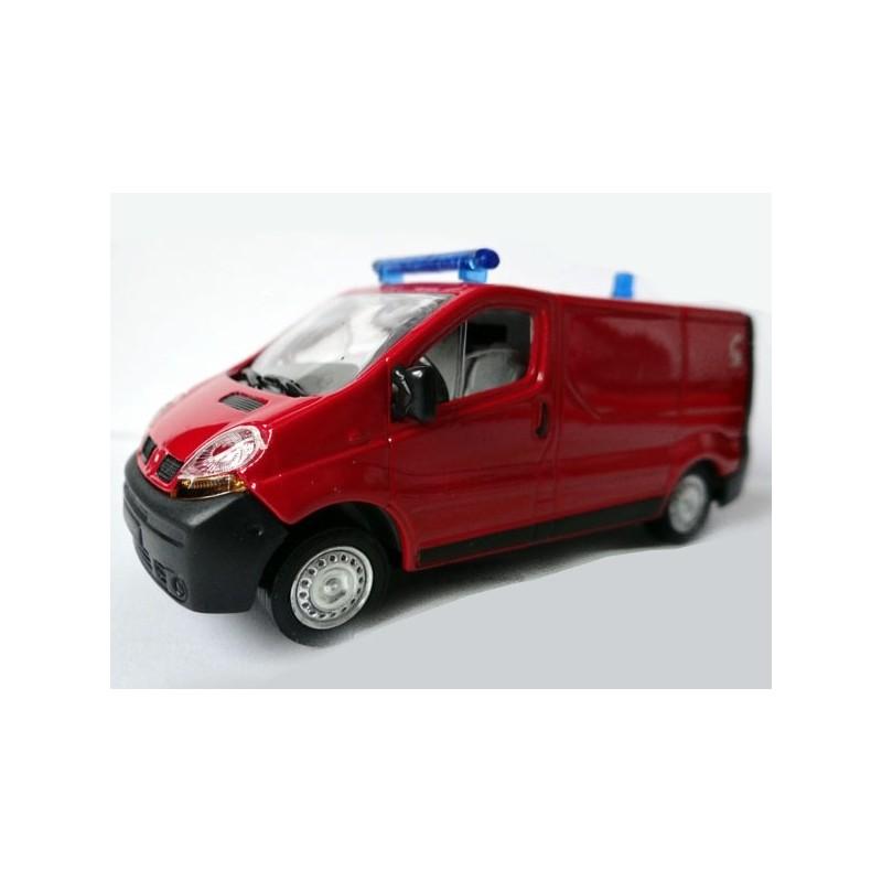 Renault Trafic Pompier