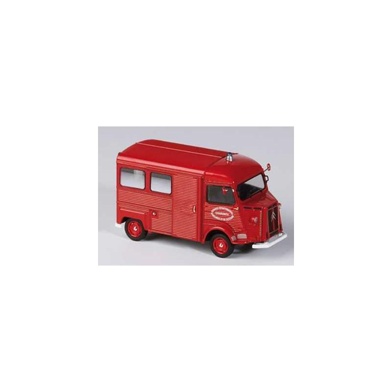 Citroën HY Ambulance Pompier SDIS 16