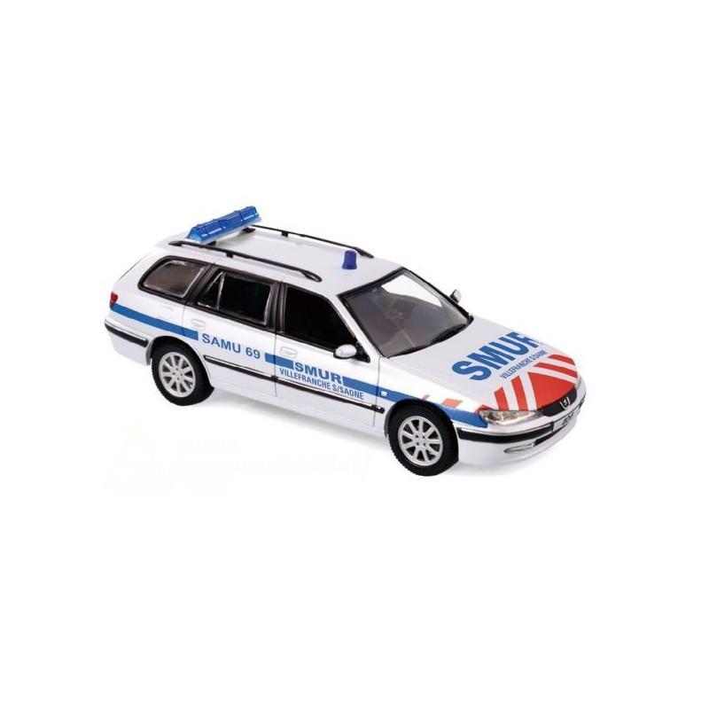 Peugeot 406 break Médecin SAMU 69