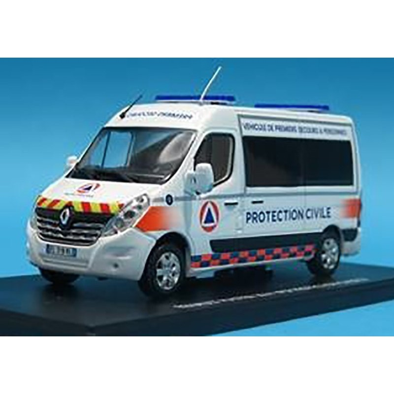 Renault Master VPSP Protection Civile