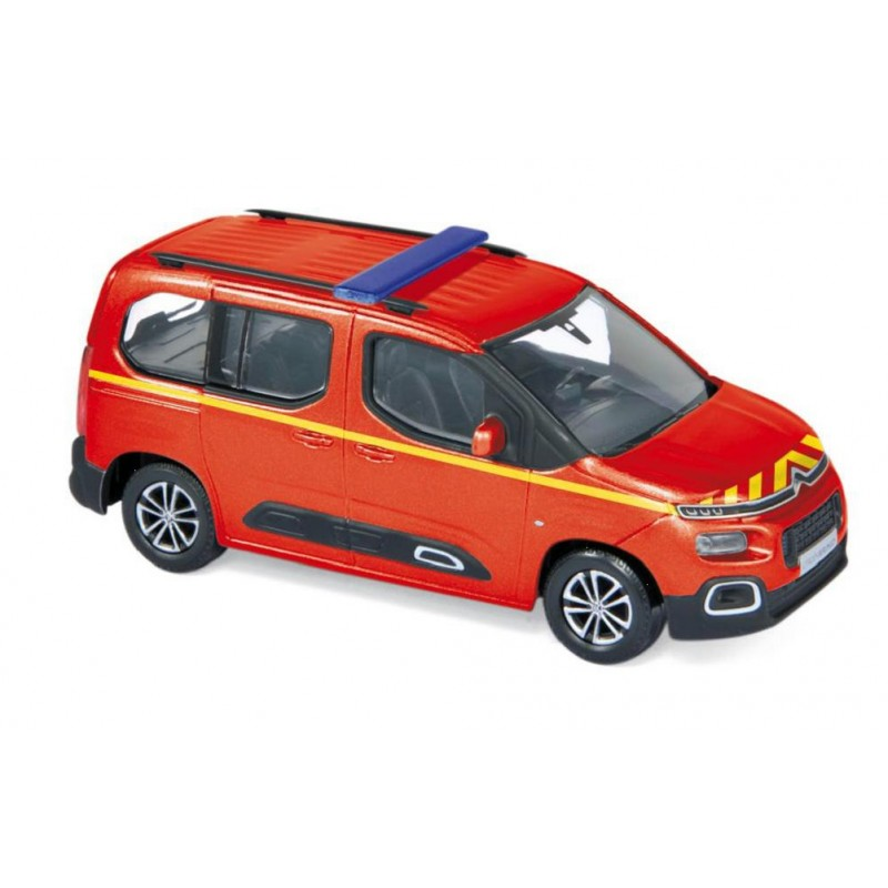 Citroën Berlingo 2020 Pompier
