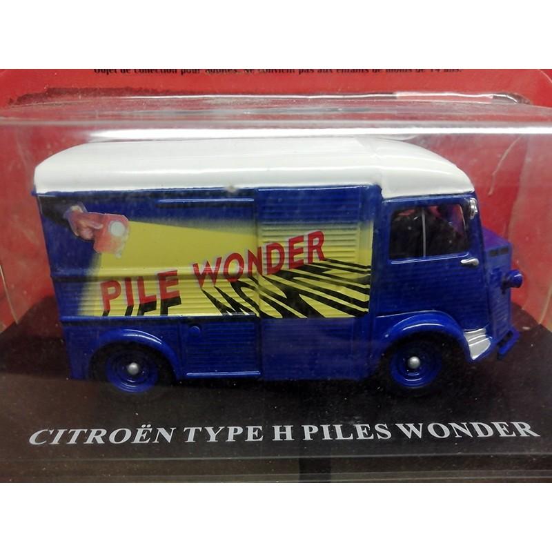 Citroën type H Pile Wonder