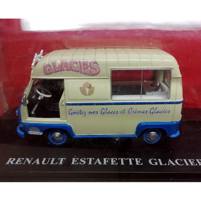 Renault Estafette 1963 Glacier