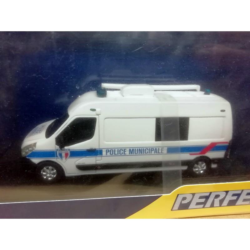 Renault Master L3H2 Police Municipale
