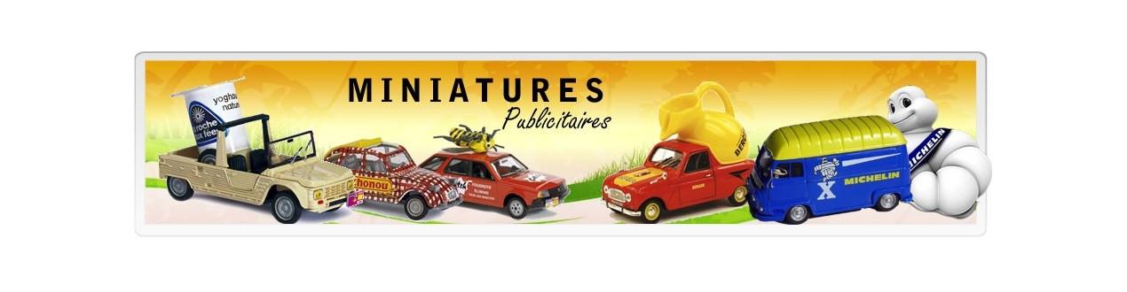 Voiture miniature utilitaire – Autos miniatures 43QuaideJavel